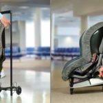Пассажирам Аэрофлота о перевозке ребенка в люльке