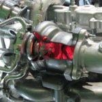 Турбовальный двигатель